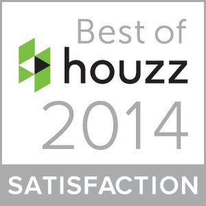 Winner of Best of Houzz 2014 - Satisfaction
